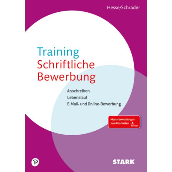 Hesse Schrader: Training Schriftliche Bewerbung
