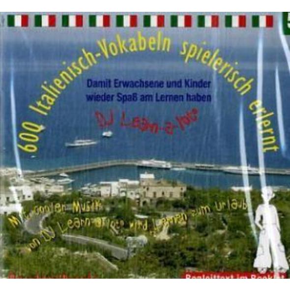 600 Italienisch-Vokabeln GW 5 CD