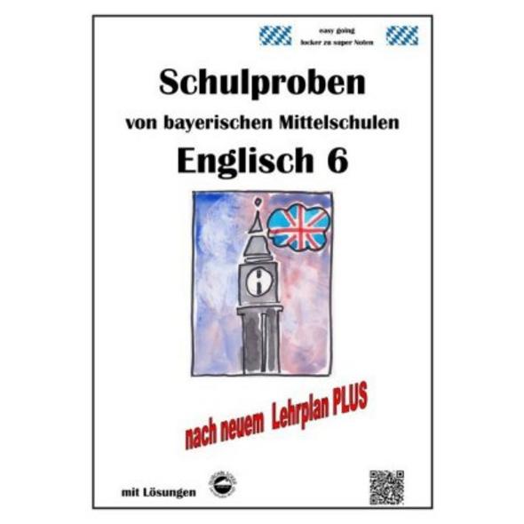 Englisch 6 Schulproben bayerischer Mittelschulen m