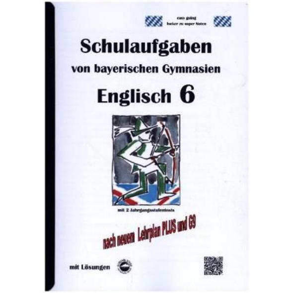 Englisch 6  Green Line 2  Schulaufgaben von bayeri
