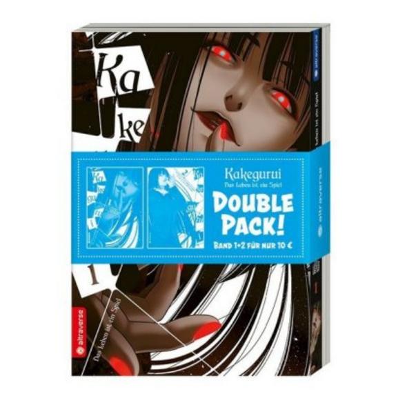 Kakegurui - Das Leben ist ein Spiel. Double Pack B