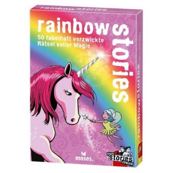 black stories Junior - rainbow stories
