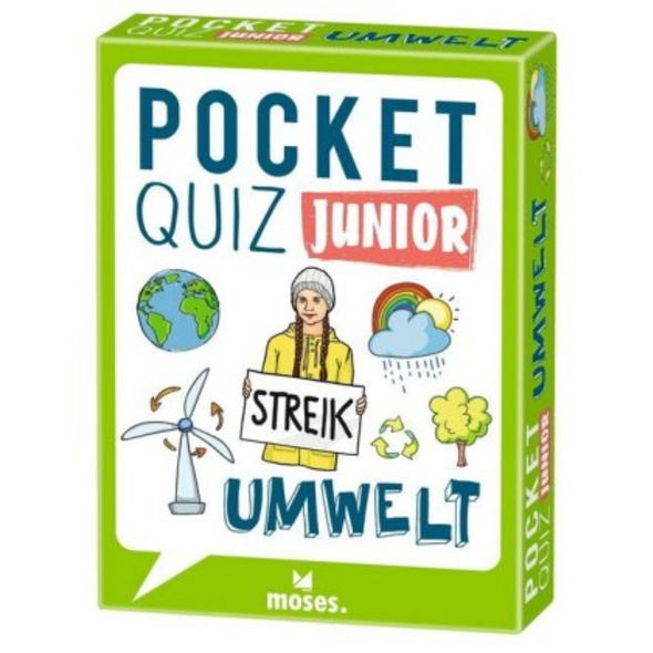 Pocket Quiz junior Umwelt