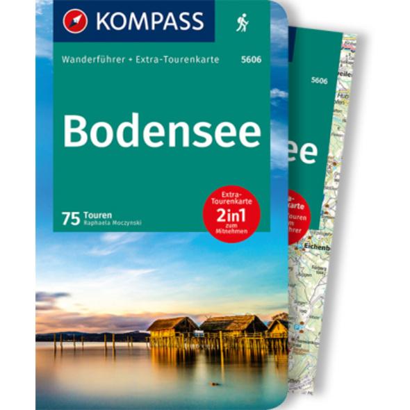 KOMPASS Wanderführer Bodensee