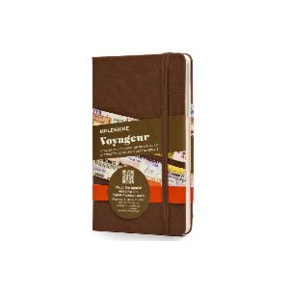 Moleskine Voyageur Traveller s Notebook, Hard Cove