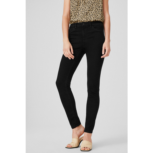 THE SKINNY JEANS - Shaping Jeans - Bio-Baumwolle