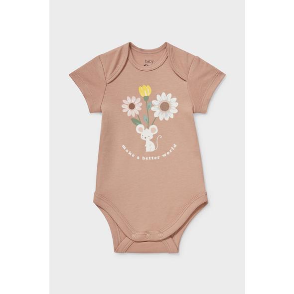 Baby-Body - Bio-Baumwolle