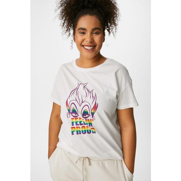 CLOCKHOUSE - T-Shirt - Disney - PRIDE