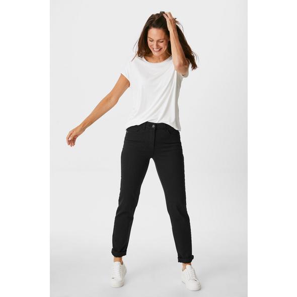 Hose - Slim Fit - 4 Way Stretch