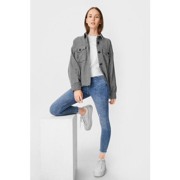 CLOCKHOUSE - Skinny Jeans - Push-up-Effekt