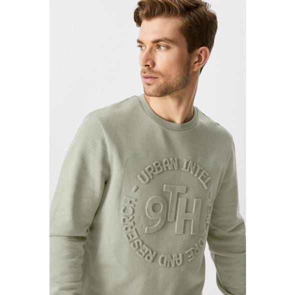 CLOCKHOUSE - Sweatshirt - Bio-Baumwolle