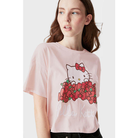 CLOCKHOUSE - T-Shirt - Hello Kitty