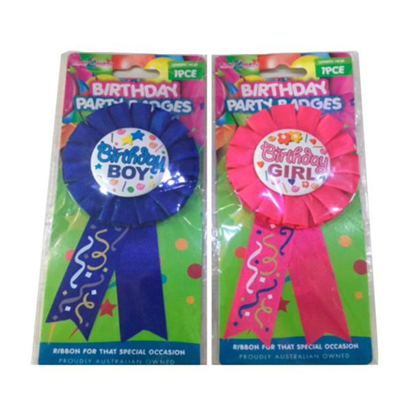 Happy Birthday-Button