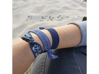 "Armband/Haarband ""Anker"""