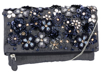 Tasche - Blue Flowers