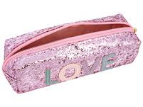 Kinder Federtasche -  Glitter Love