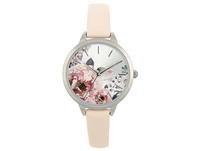 Uhr - Rosé Flower Power