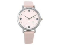 Uhr - Light Pink Timepiece