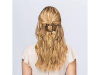 Haarklammer - Wooden