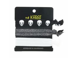 """Armband/Haarband """"Skull"""""""