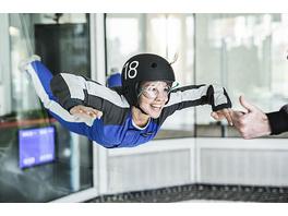 Städtetrip Berlin mit Bodyflying für 2 (2 Tage)