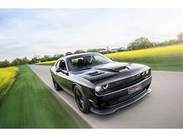 Dodge Challenger SRT Hellcat bei Mannheim (8 Std.)