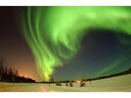 Lappland Abenteuerreise inkl. Flug für 2
