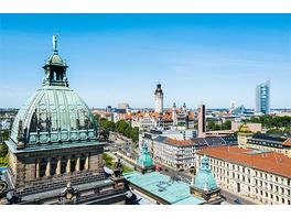 Städtetrip nach Leipzig für 2