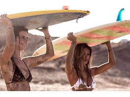 Surf-Camp an der französischen Atlantikkueste (8 Tage)