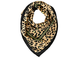 Bandana - Yellow Leopard