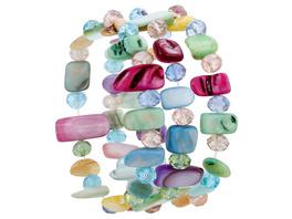 Armband-Set - Pastel Shells
