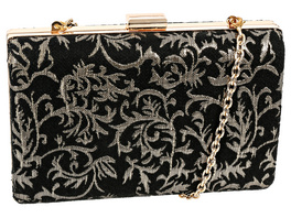 Clutch-Box -  Ornamental Black