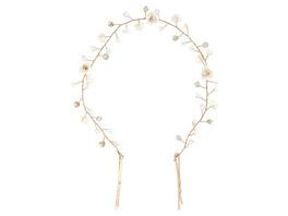 Haarnadel - White Bloom