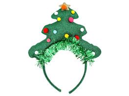 Haarreif - Christmas Tree