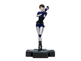 Perfect Dark - Figur Special Agent Joanna Dark TOTAKU™ Collection