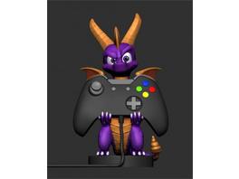Spyro - Cable Guy XL