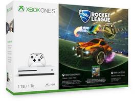 Xbox One S 1 TB Konsole inkl. Rocket League (Warehouse Ware - top)