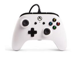 Xbox One PowerA Enhanced Wired Controller weiß