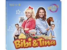 Bibi   Tina - Die Hörspiele zur Serie - Staffel 1,
