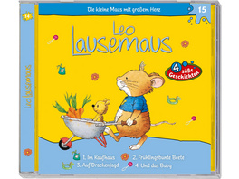 Leo Lausemaus 15: ...im Kaufhaus