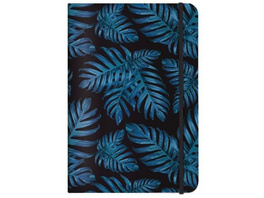 Notizbuch A5 Philodendron blue