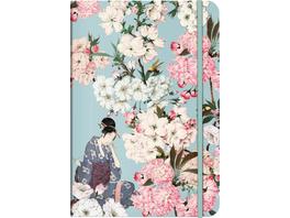 Notizbuch A5, Geisha