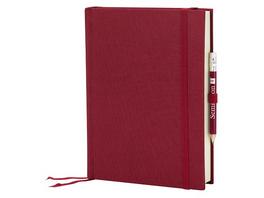 351266 Notizbuch Grand Voyage burgundy