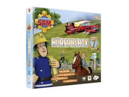 Feuerwehrmann Sam - Hörspielbox 07