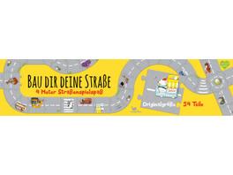 Bau dir deine Straße - 4 Meter Straßenspielspaß