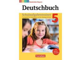 Deutschbuch - Realschule Bayern 5. Jahrgangsstufe