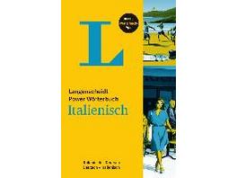 Langenscheidt Power Wörterbuch Italienisch - Buch