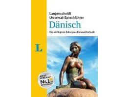 Langenscheidt Universal-Sprachführer Dänisch - mit