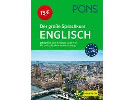 PONS Der große Sprachkurs Englisch