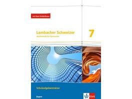 Lambacher Schweizer Mathematik 7. Schulaufgabentra